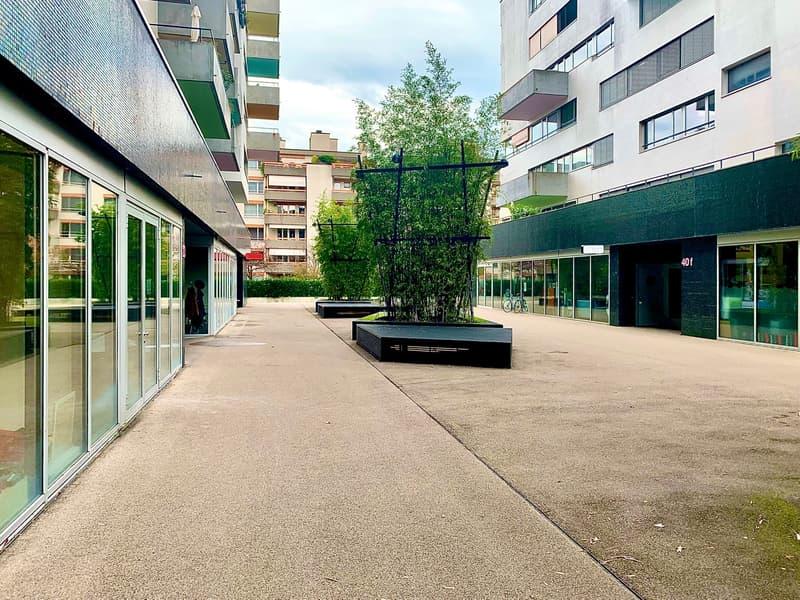 Ladenlokal/Gewerbelokal/Büro im James in Zürich