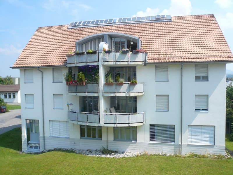 Helle und grosszügige 4.5-Zimmer-Maisonette-Wohnung in Grüningen zu vermieten