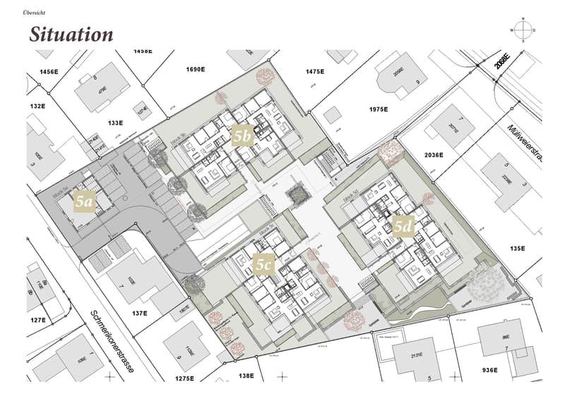Sonnig und ruhig gelegene Wohnung mit 31 m2 grossem Balkon (3)