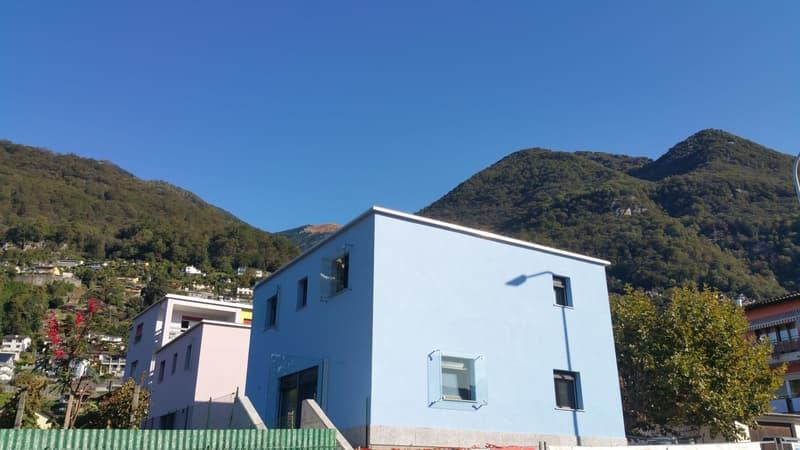 Villa unifamiliare di 4.5 locali con 2 posteggi coperti e 2 scoperti