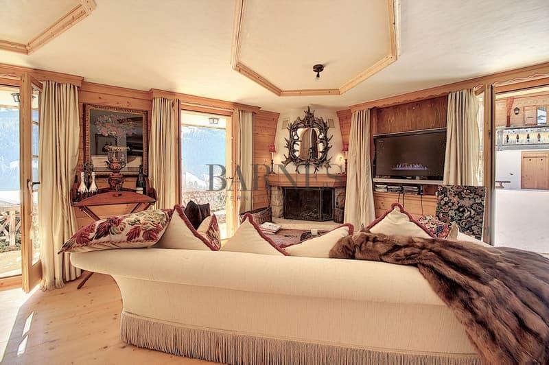 Bel appartement de 3.5 pièces avec jardin, terrasses et disponible