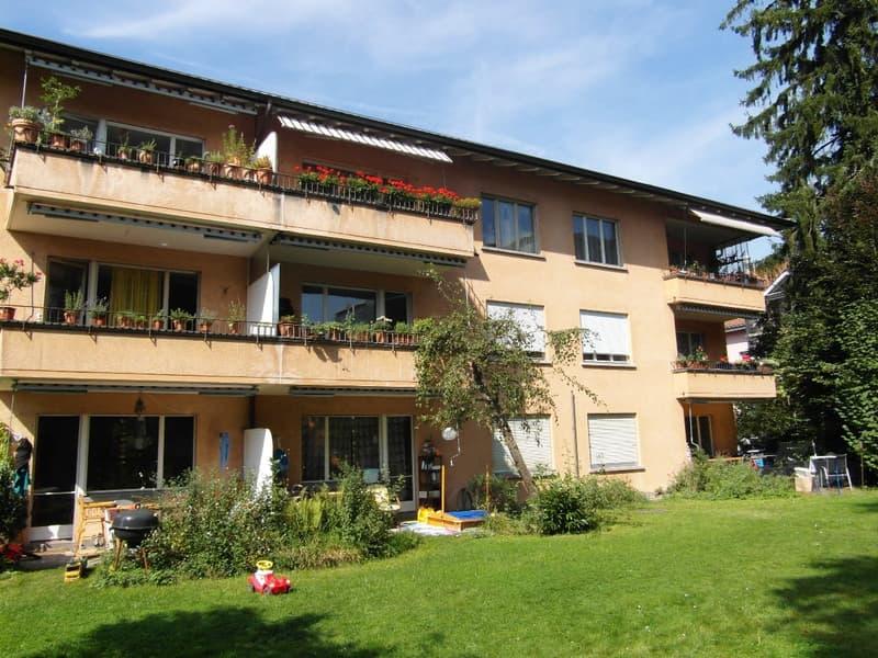 BERNE - GRYPHENHÜBELIWEG 26 - 3.5 Zimmerwohnung + Nebenzimmer