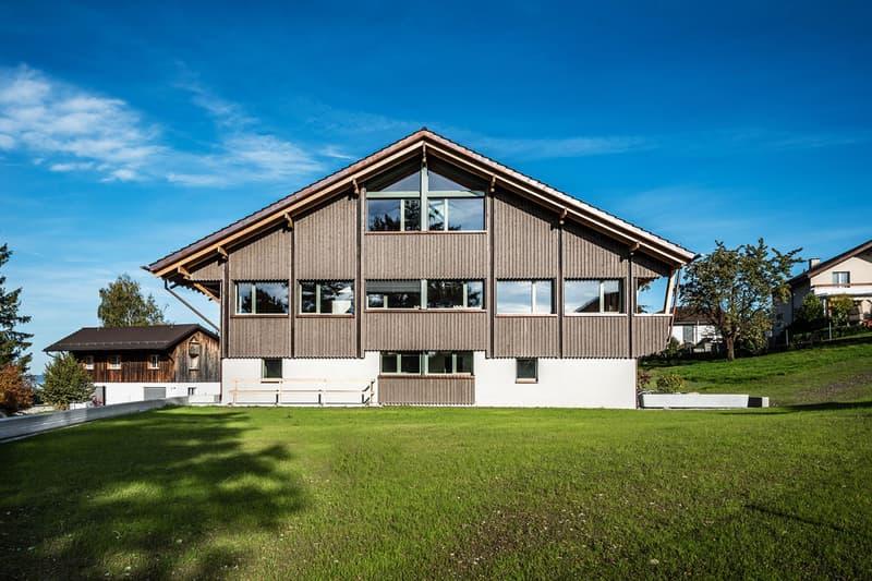 Wilkommen auf dem Schlossgut Wiggen I Arbeitsatelier / Büroräumlichkeit mit Wohlfühlgarantie!