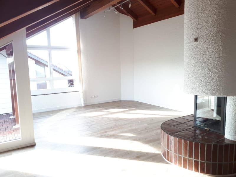 Top 3.5 Zimmerwohnung in Oberwil-Lieli