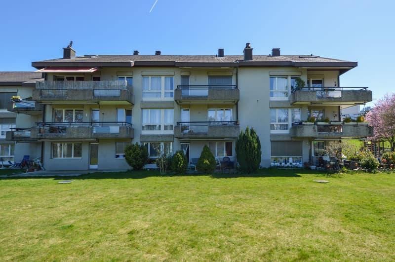 Grosse 1.5-Zimmer-Wohnung in Schliern!