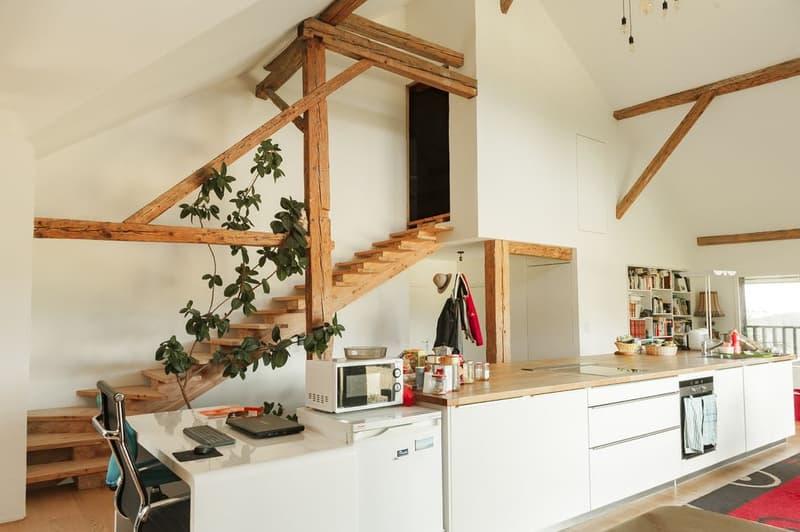 A louer magnifique logement de 4.5 pièces au milieu de la nature