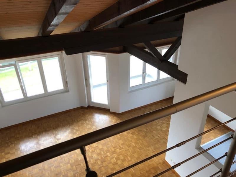 4.5 Zimmer Maisonettewohnung
