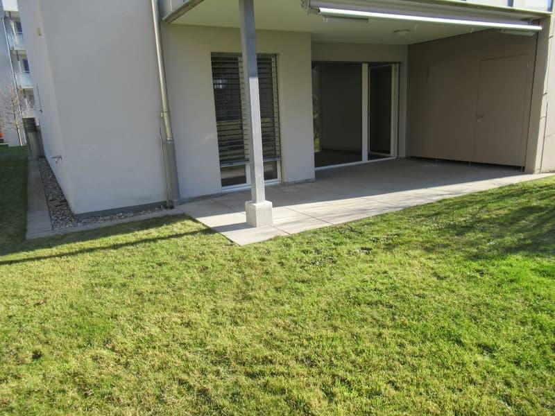 Ihr neues Zuhause mit Gartensitzplatz