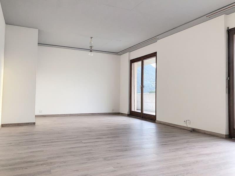 Spacieux appartement rénové de 3.5 pièces dans un quartier calme, à proximité immédiate de la gare de St-Léonard (3)