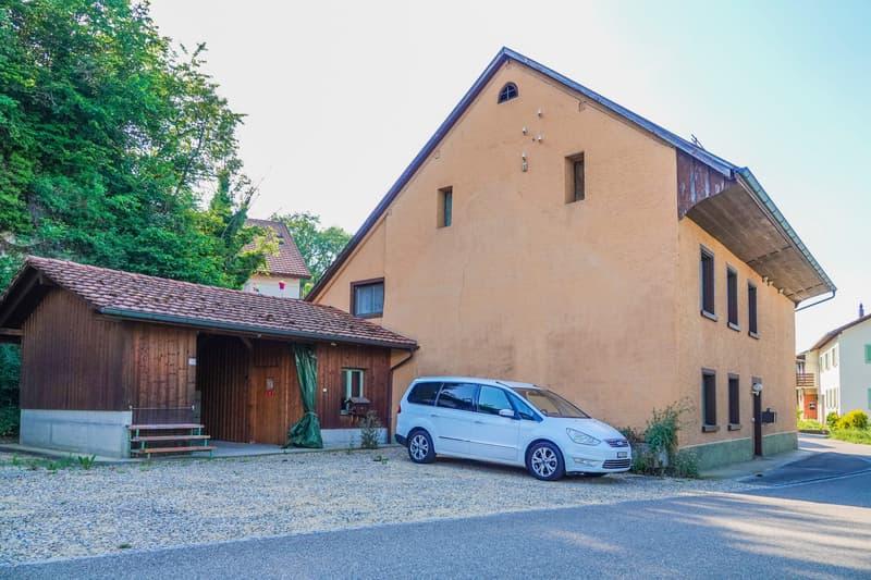 Fricktaler Einfamilienhaus - mit grossem Potential