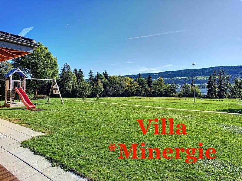 Villa minergie proche du lac