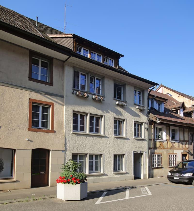 Charmante Altstadtwohnung