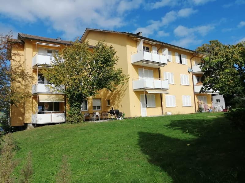 4 Zimmer-Wohnung zu vermieten ab sofort an der Feldstrasse 8 in Menziken