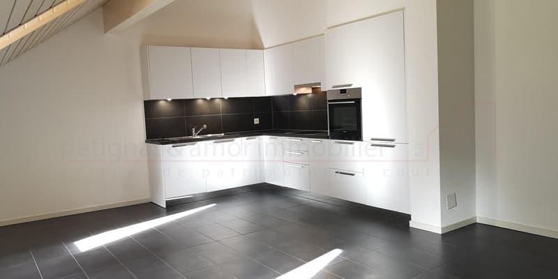 1er loyer offert - Bel appartement de 3.5 pièces à Chessel