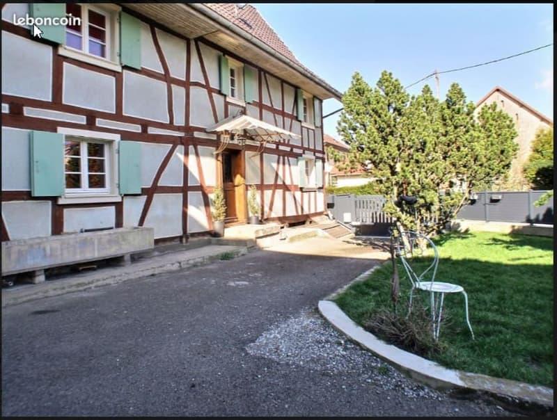 charmante 5Zi Einfamillien Fachwerkhaus 20 Min von Basel