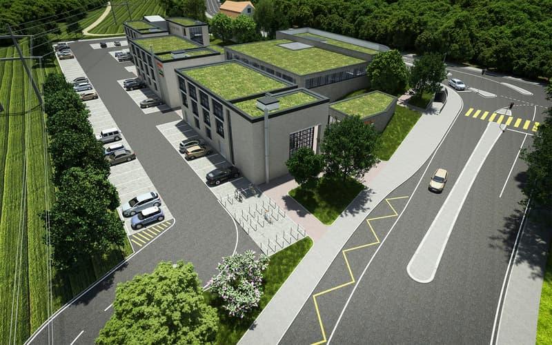 Attraktive 39 m2 Bürofläche in der Nähe der Stadt Zürich zu vermieten!