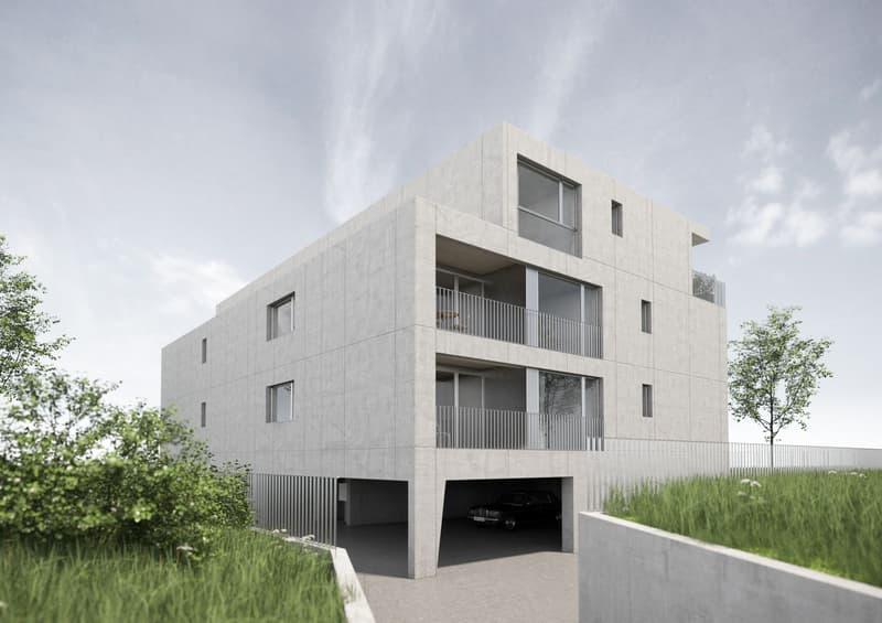 neue attraktive 3 1/2-Zimmer-Wohnungen an ruhiger Wohnlage