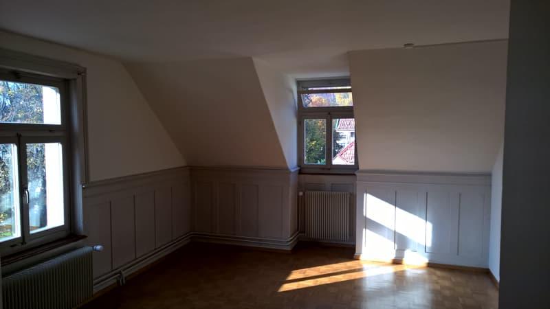 4.5 Zimmerwohnung Wohnküche