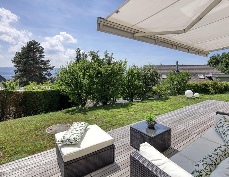 Gartenwohnung - 8700 Küsnacht