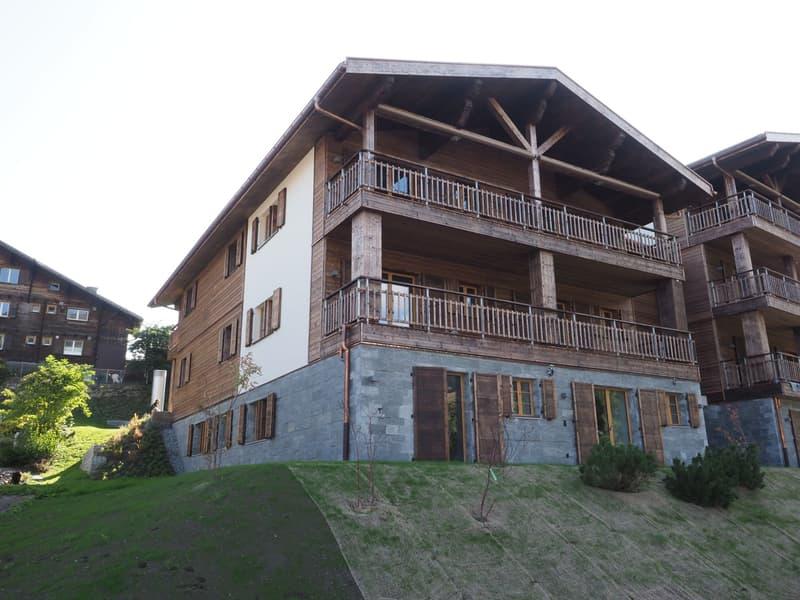 Casas Crestas - 3,5 Zimmer mit Terrasse