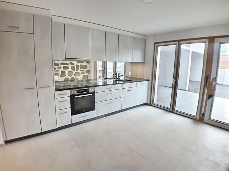 Appartement en triplex 5.5 pces neuf à Chevroux / VD