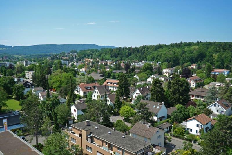 """Wohnen in Reinach """"SURBAUM"""" mit fantastischem Weitblick"""