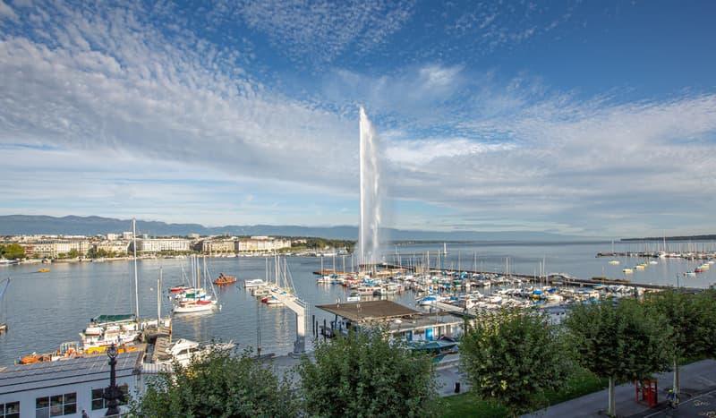 Magnifique appartement vue sur le lac