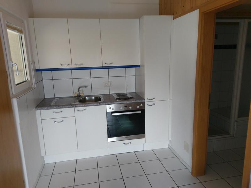 Studiowohnung mit Galerie in Guggisberg