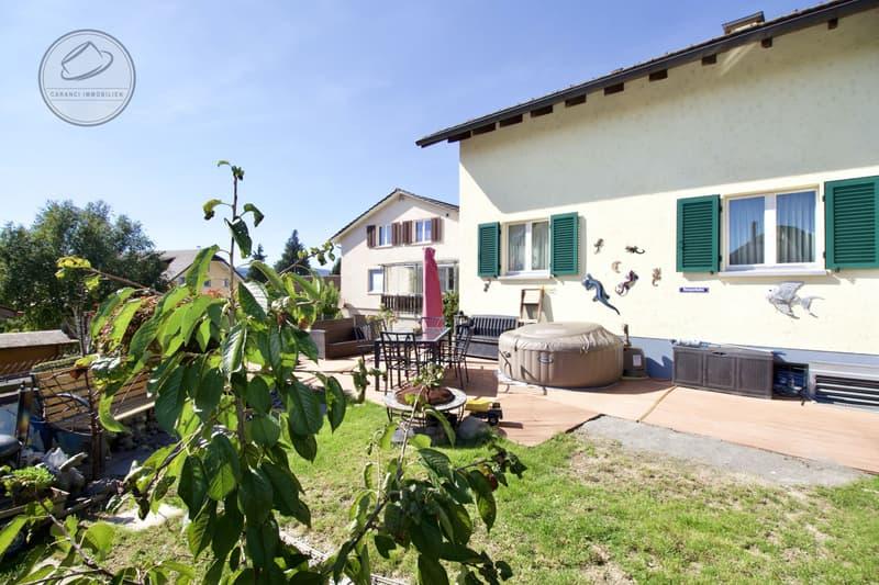 Das ideale Einfamilienhaus für eine junge Familie, ein Bijou mit viel Potential (2)