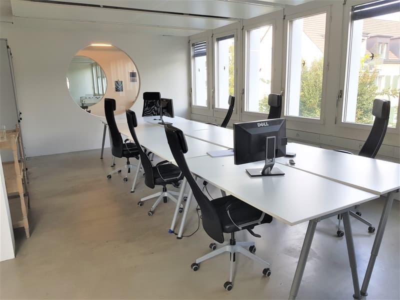 Büro zur Untermiete / Co-Working Space in junger und dynamischer Firma