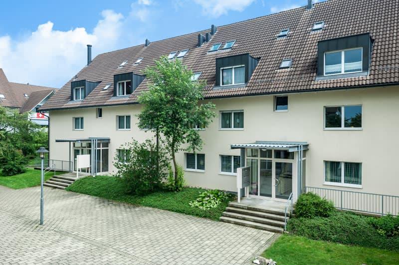 Familienfreundliche Wohnung an ruhiger und begrünter Lage