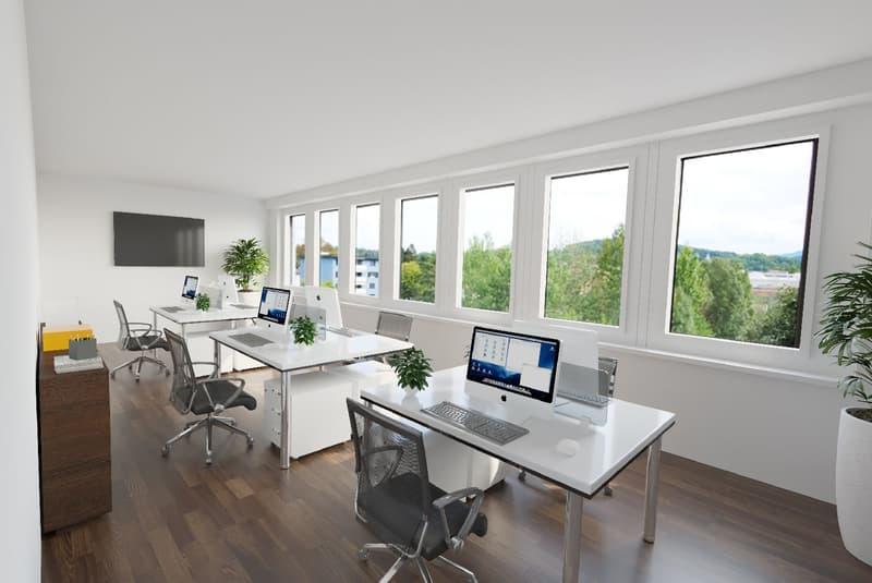 Flexible Büroräume zu vermieten!