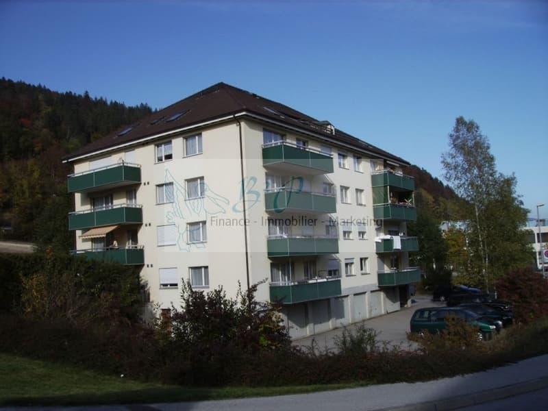 Joli appartement de 3.5 pièces  rénonvé à louer à Couvet.