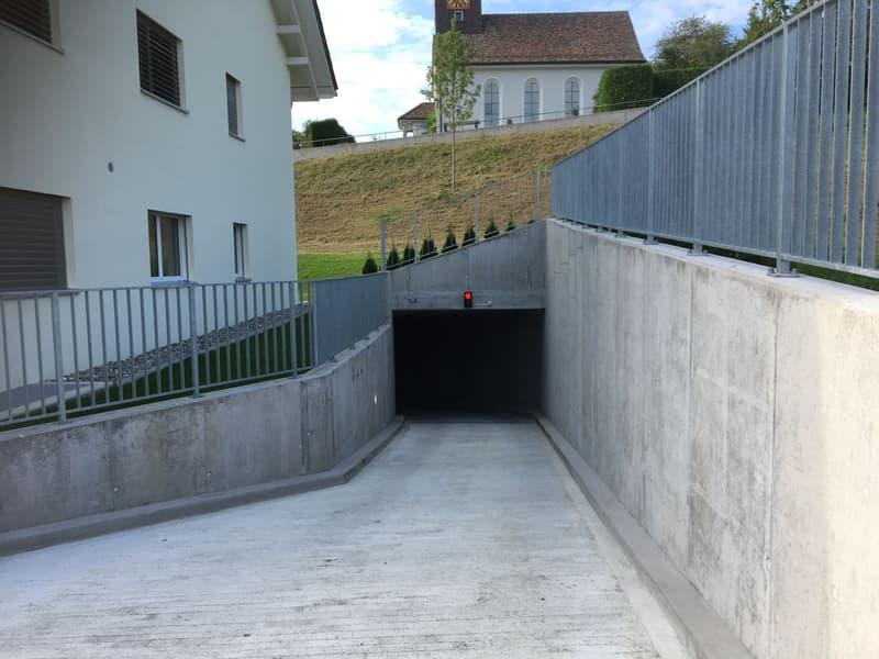 Einstellhalle, Grundstrasse 11, Braunau