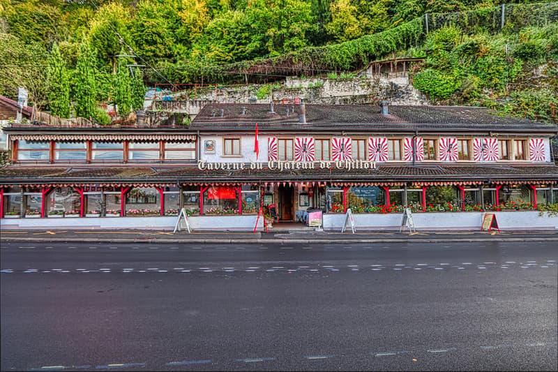 Restaurant mythique de la région en vente