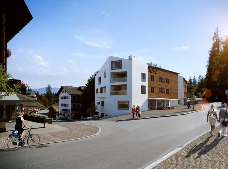 3.5-Zimmerwohnung B1 101, Überbauung Segnes, Flims-Waldhaus