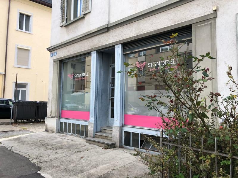 Ladenlokal + Atelier an zentraler Lage - befristet bis 30.06.2020