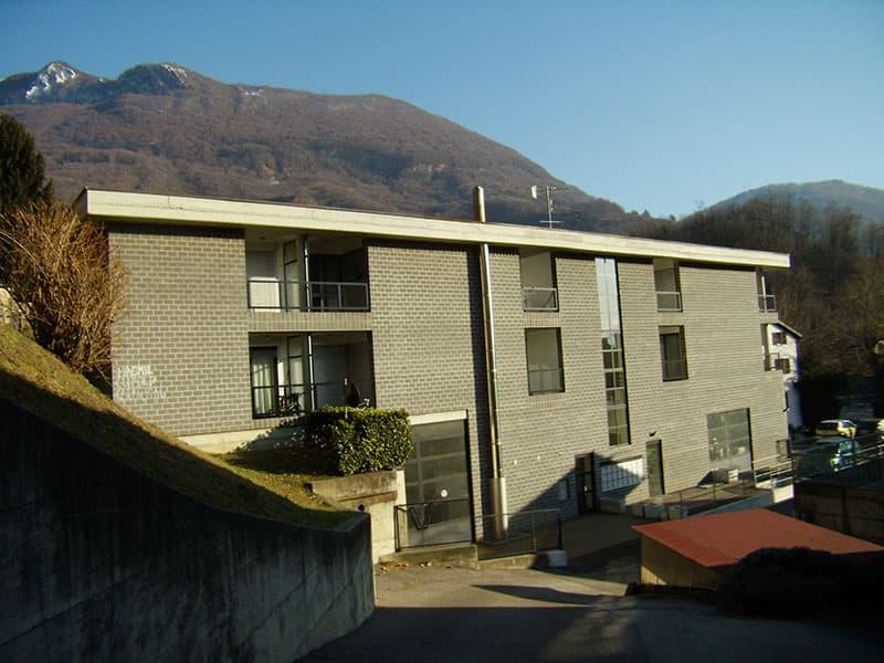 Appartamento 1.5 locali parzialmente arredato
