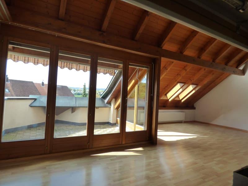 Gemütliche Dachwohnung auf zwei Etagen (3)