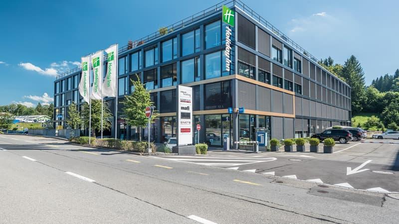 Gebäude Sihlpark