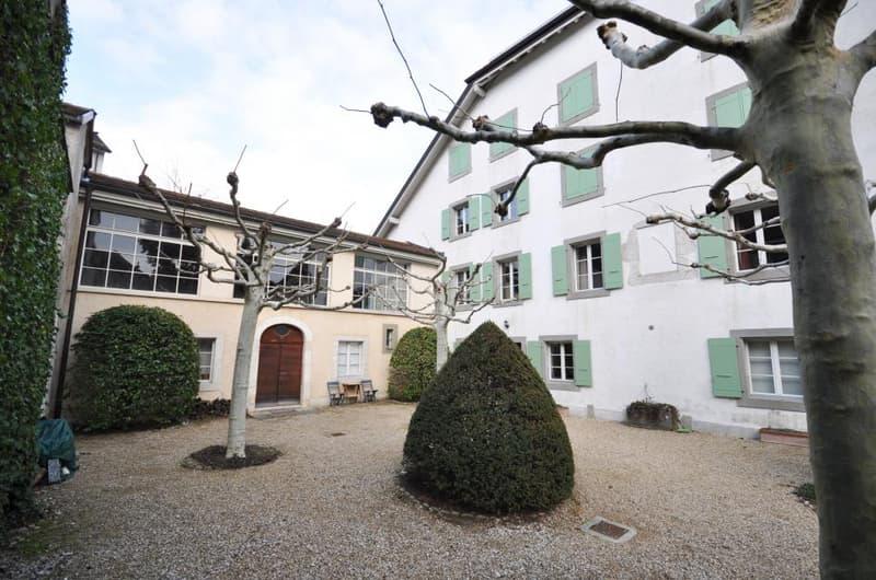 Splendide maison de maître au coeur du vieux bourg (1)