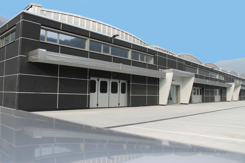 Bedano-il tuo business al Centro Bedart, magazzini a partire da 100 mq.