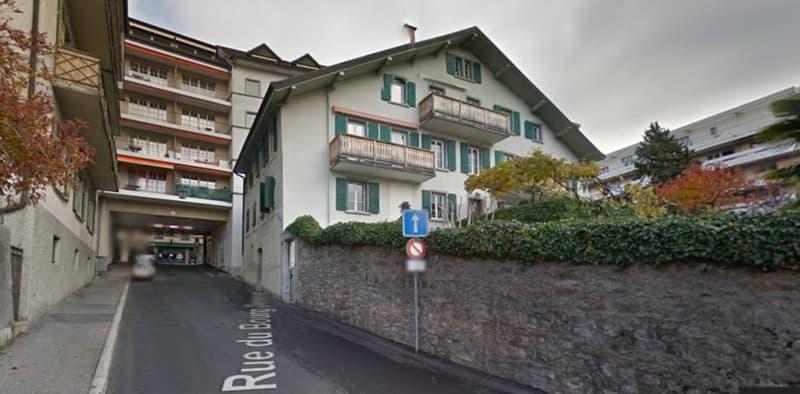Appartement de 5 pièces au centre de la Tour-de-Peilz