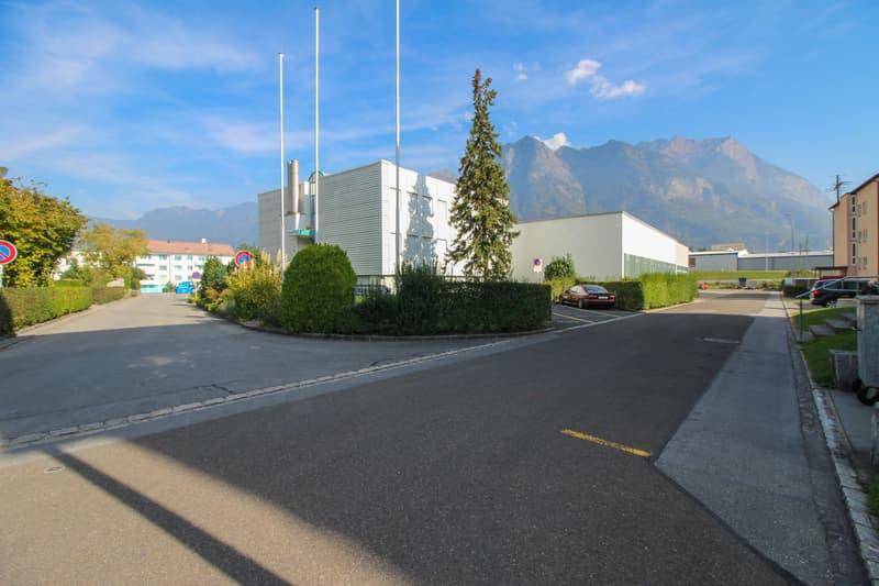 multifunktional nutzbare Gewerbehalle (2)