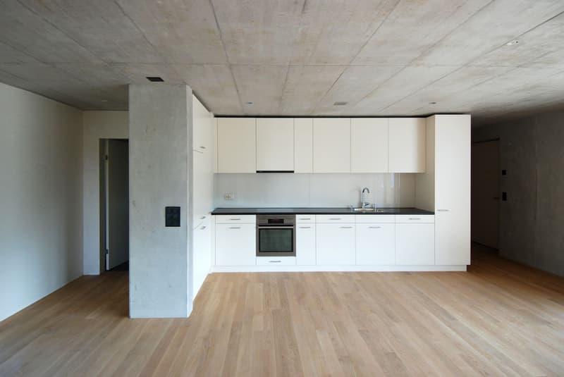 Moderne, helle Wohnung in ruhigem Quartier!