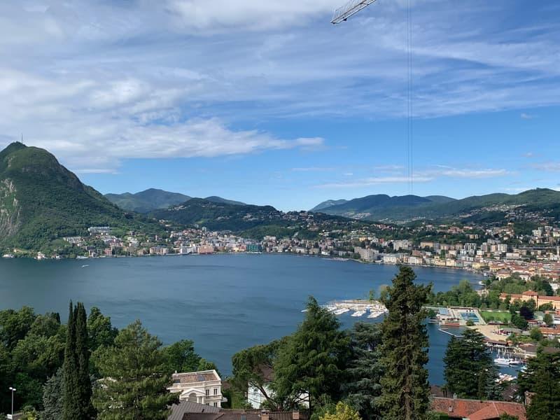 TOCCARE IL CLIELO CON UN DITO!! ATTICO, Nuovo e moderno, ampi spazi, super vista lago! (1)