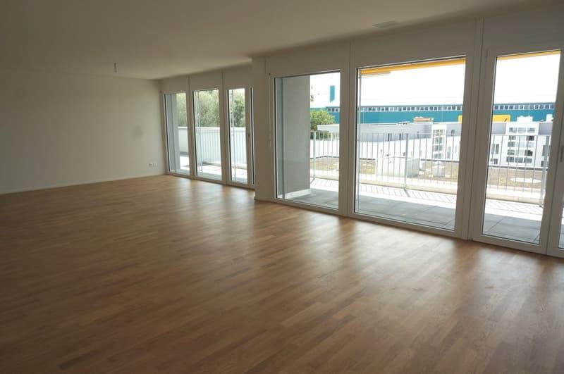 Grosses helles Wohnzimmer 47.5 m2 mit Terrasse 47.5 m2