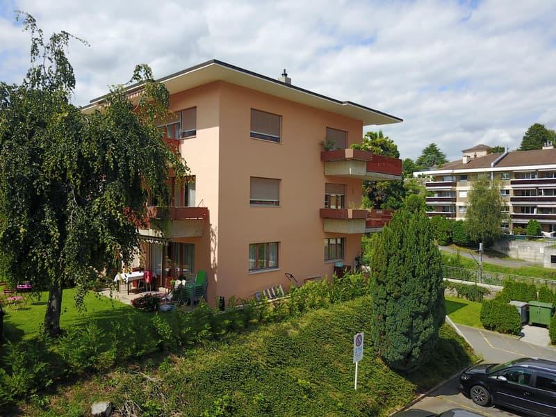 Appartement proche du lac et du centre-ville