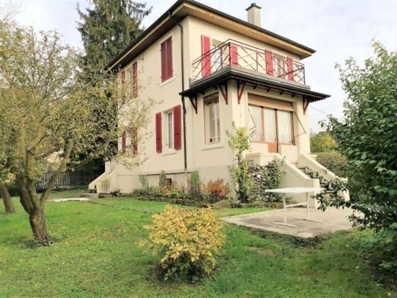 Maison meublée à Vernier