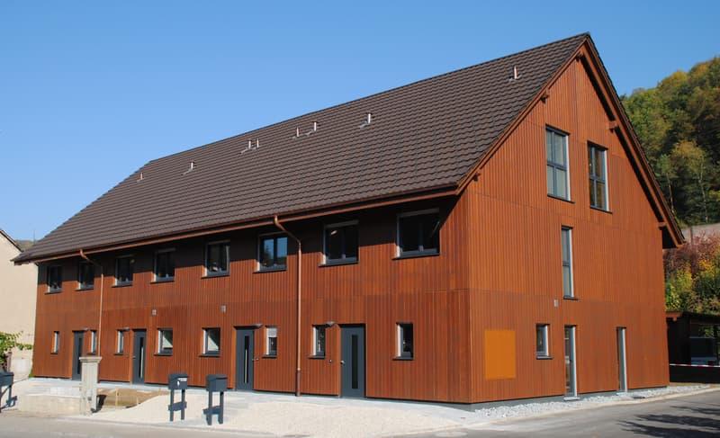 Neubau-Reiheneinfamilienhaus zu vermieten